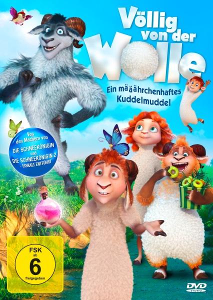 Völlig von der Wolle - Ein määährchenhaftes Kuddelmuddel (DVD)