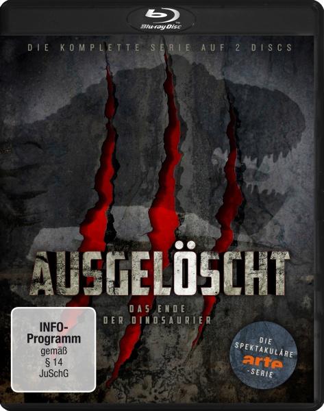 Ausgelöscht - Das Ende der Dinosaurier (2 Blu-rays)