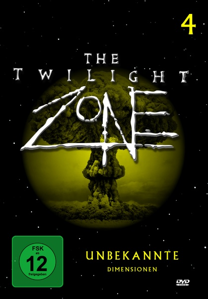 The Twilight Zone - Unbekannte Dimensionen - Teil 4 (4 DVDs)