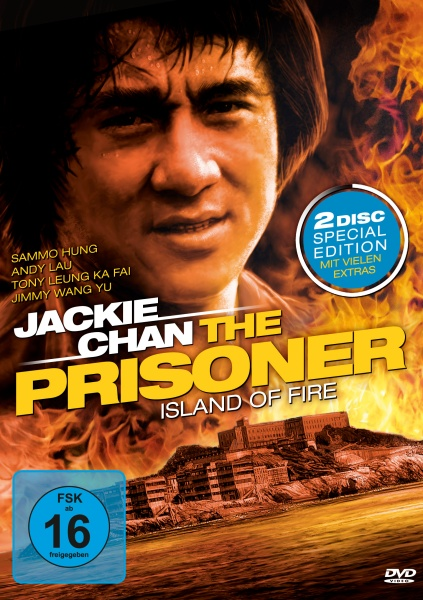 Jackie Chan: The Prisoner (Special Edition) (2 DVDs)