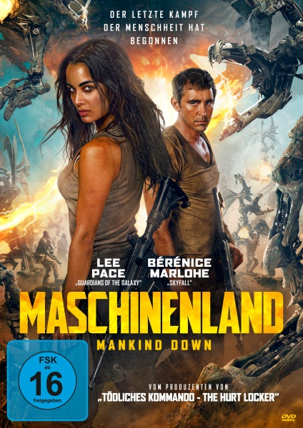 Maschinenland - Mankind Down (DVD)