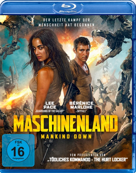 Maschinenland - Mankind Down (Blu-ray)