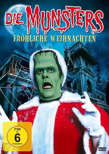 Munsters fröhliche Weihnachten (DVD)