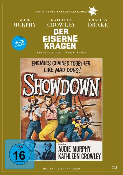 Der eiserne Kragen (Edition Western-Legenden #49) (Blu-ray)