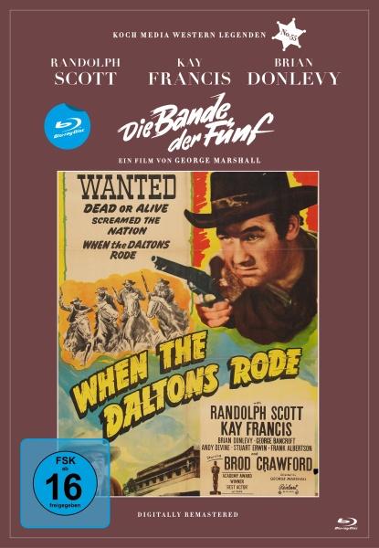 Die Bande der Fünf (Edition Western-Legenden #55) (Blu-ray)