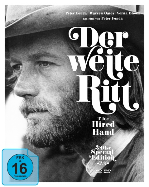 Der weite Ritt (Mediabook, 1 Blu-ray und 2 DVDs)