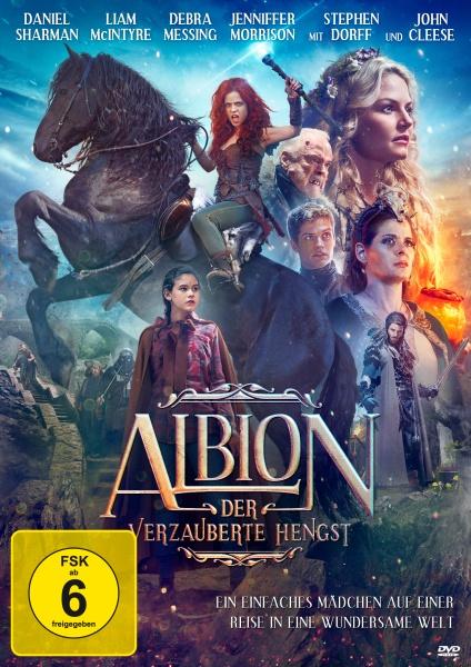 Albion - Der verzauberte Hengst (DVD)