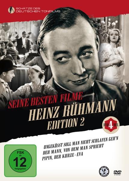 Heinz Rühmann Edition 2 - Seine besten Filme  (Neuauflage) (4 DVDs)