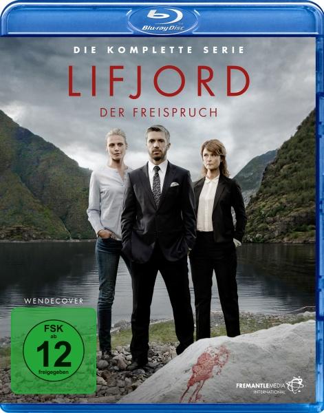 Lifjord - Der Freispruch - Staffel 1+2 (4 Blu-rays)