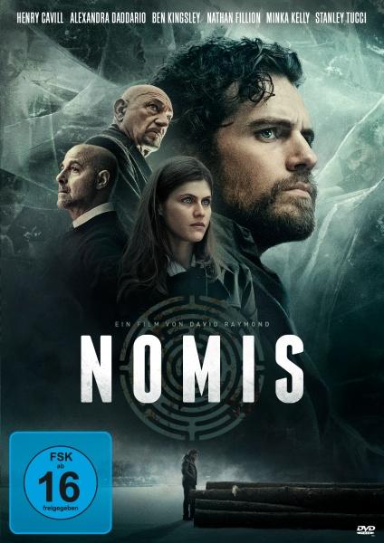 Nomis - Die Nacht des Jägers (DVD)