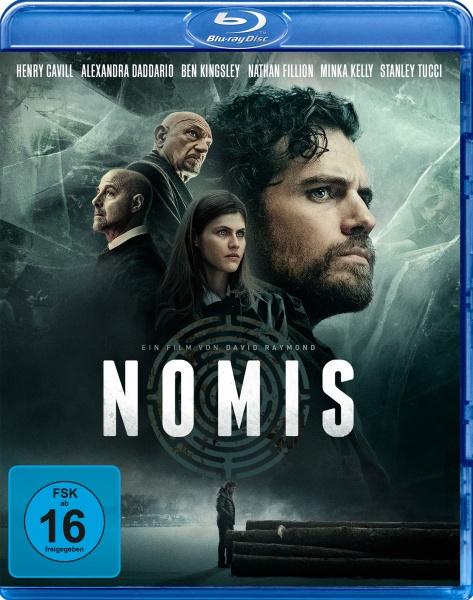 Nomis - Die Nacht des Jägers (Blu-ray)