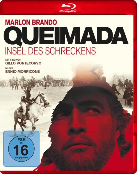 Queimada - Insel des Schreckens (Blu-ray)