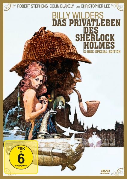Das Privatleben des Sherlock Holmes - Special Edition (2 DVDs)