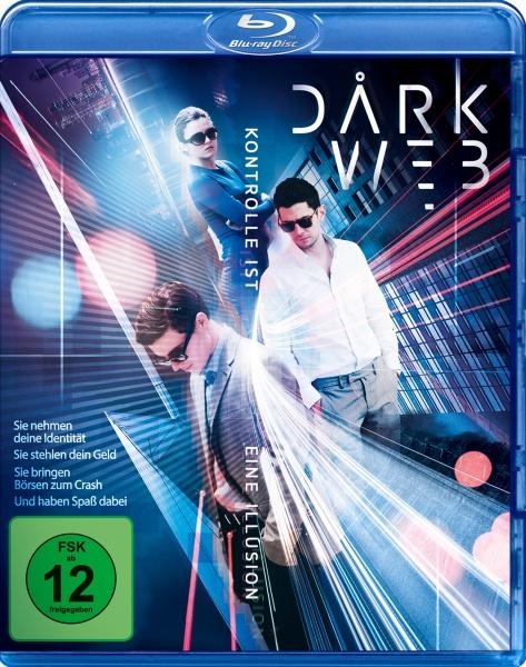 Darkweb - Kontrolle ist eine Illusion (Blu-ray)