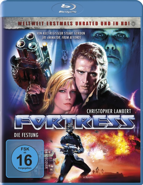 Fortress - Die Festung - Special Edition (Blu-ray)