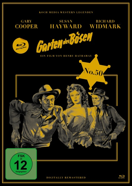 Garten des Bösen (Edition Western-Legenden #50) (Blu-ray)