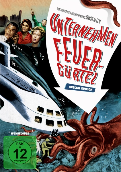 Unternehmen Feuergürtel - Voyage to the Bottom of the Sea - Special Edition (DVD)