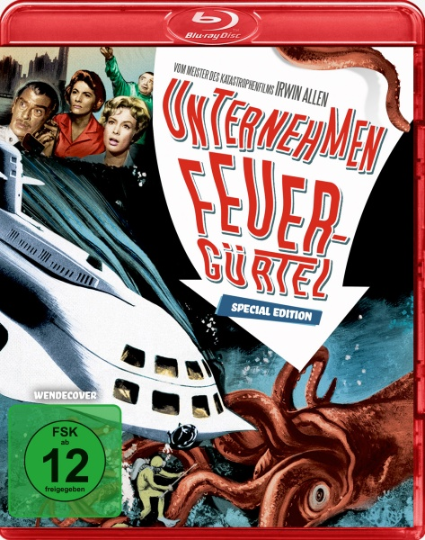 Unternehmen Feuergürtel - Voyage to the Bottom of the Sea - Special Edition (Blu-ray)