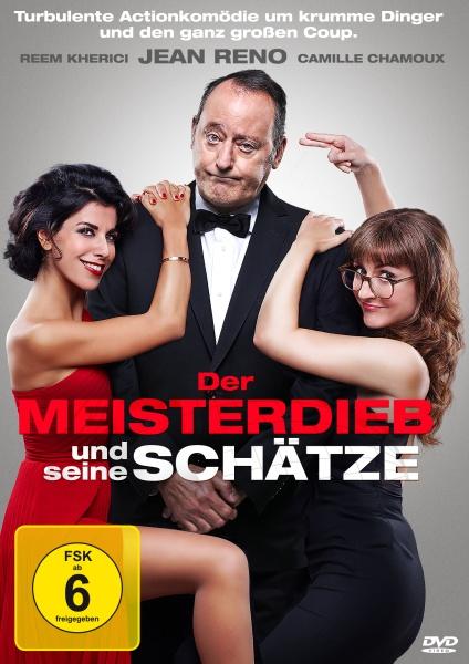 Der Meisterdieb und seine Schätze (DVD)