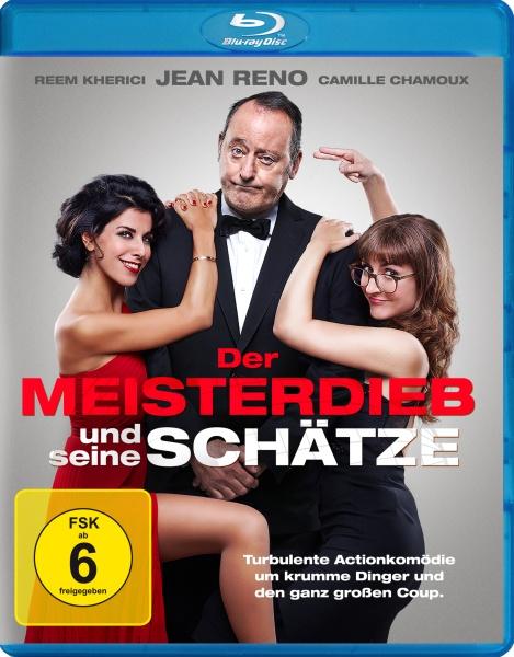 Der Meisterdieb und seine Schätze (Blu-ray)