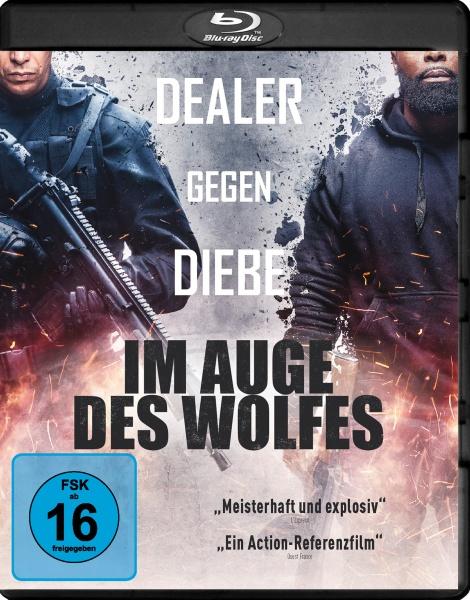 Im Auge des Wolfes (Blu-ray)