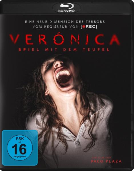 Veronica - Spiel mit dem Teufel (Blu-ray)