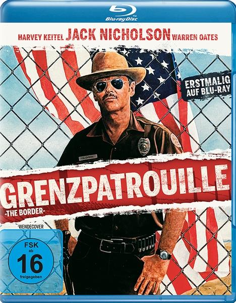 Grenzpatrouille (Blu-ray)