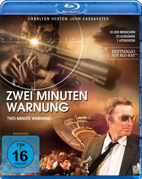 Zwei Minuten Warnung (Blu-ray)