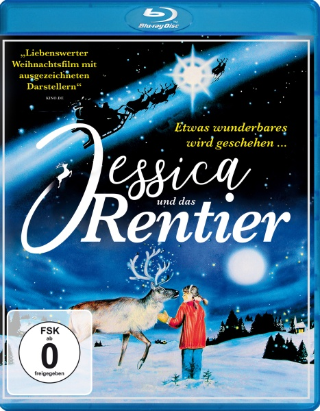 Jessica und das Rentier (Blu-ray)