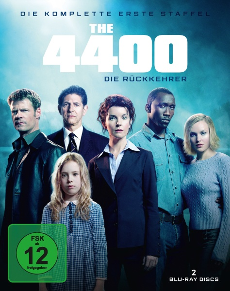 4400 - Die Rückkehrer - Staffel 1 (2 Blu-rays)
