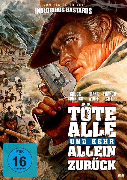 Töte alle und kehr allein zurück (DVD)