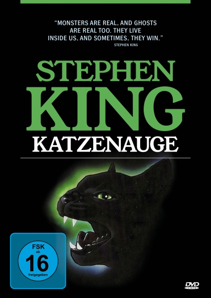 Stephen King: Katzenauge (DVD)