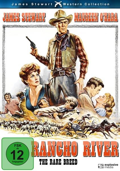 Rancho River (DVD)