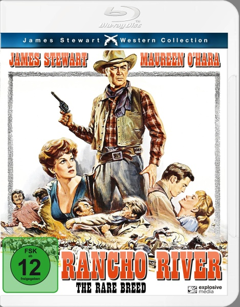 Rancho River (Blu-ray)