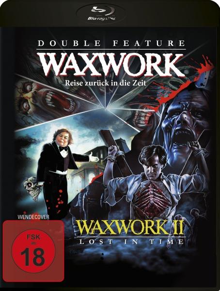 Waxwork I + Waxwork II - Spaceshift (2 Blu-rays)