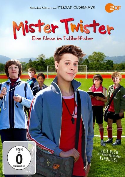 Mister Twister - Eine Klasse im Fußballfieber (DVD)