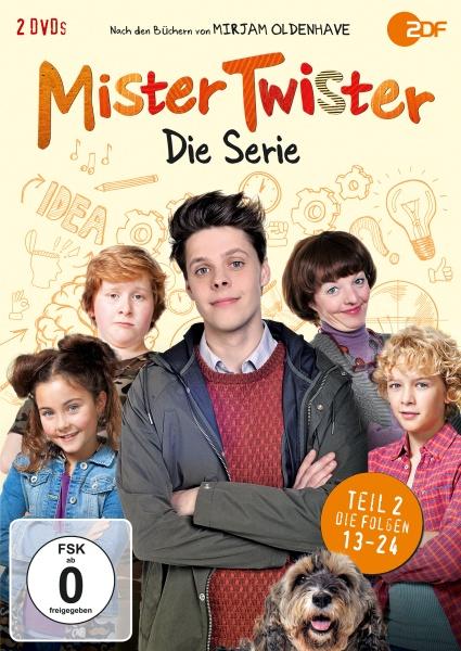 Mister Twister - Die TV-Serie - Vol.2 (2 DVDs)