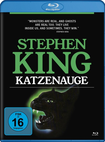 Stephen King: Katzenauge (Blu-ray)