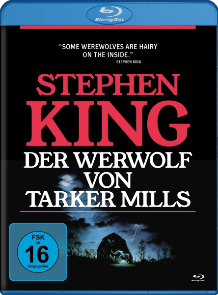 Stephen King: Der Werwolf von Tarker Mills (Blu-ray)