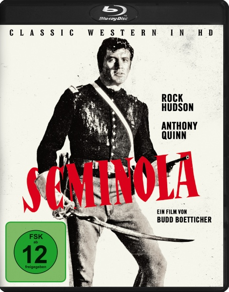 Seminola (Classic Western in HD) (Blu-ray)