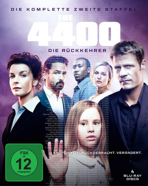 4400 - Die Rückkehrer - Staffel 2 (4 Blu-rays)