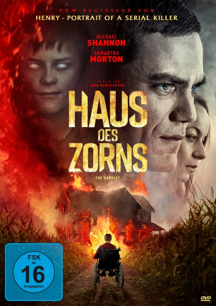 Haus des Zorns - The Harvest (DVD)