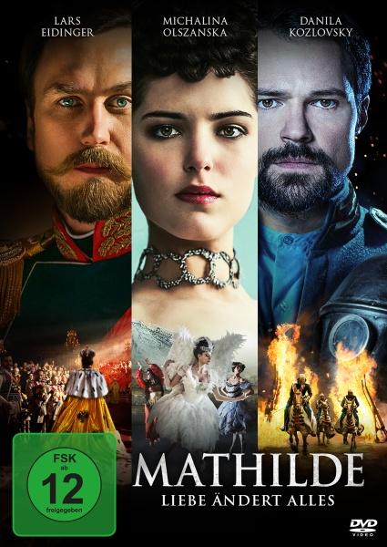 Mathilde - Liebe ändert alles (DVD)