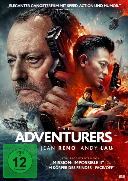 The Adventurers (DVD)