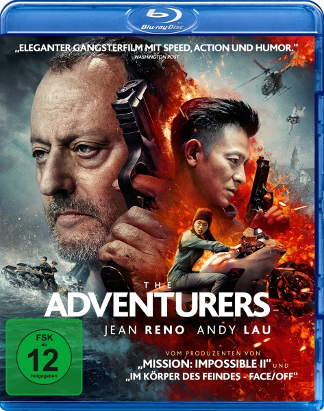 The Adventurers (Blu-ray)