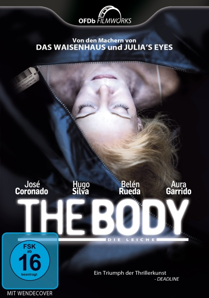 The Body - Die Leiche (DVD)