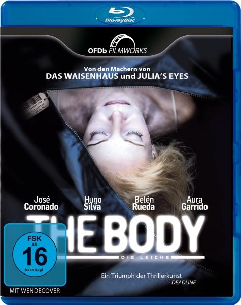 The Body - Die Leiche (Blu-ray)