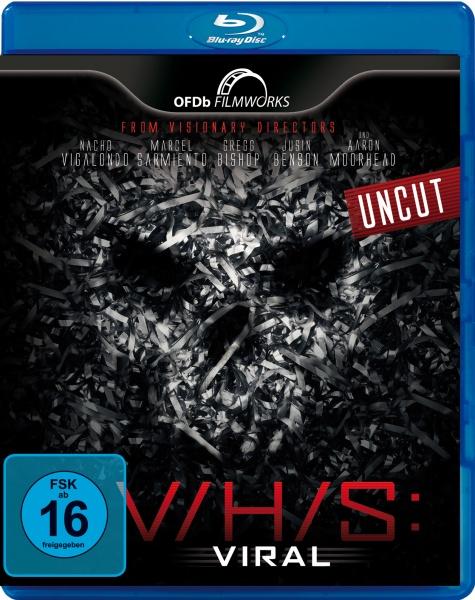 V/H/S Viral (Uncut) (Blu-ray)