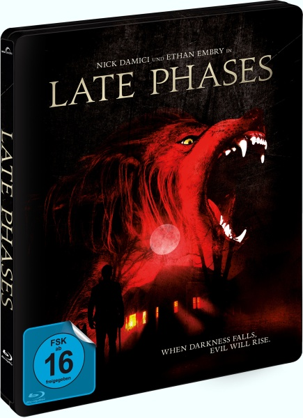 Late Phases (Steelbook) (Blu-ray)