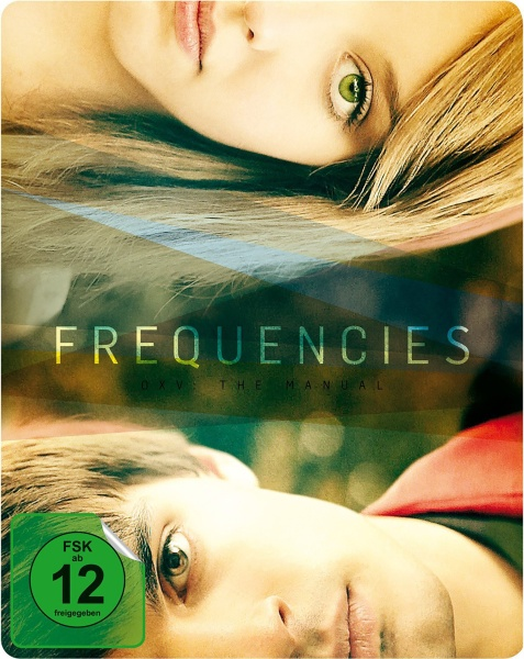 Frequencies (Steelbook) (Blu-ray)